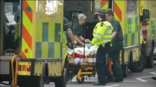 Un ataque terrorista siembra el pánico ante el Parlamento británico
