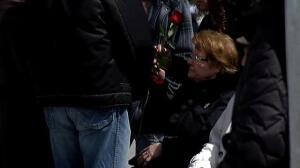 Primer homenaje cuando se conmemora el segundo aniversario de la tragedia de Germanwings