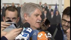 Dastis exige a Dijsselbloem que se retracte de sus palabras si quiere seguir siendo presidente del Eurogrupo