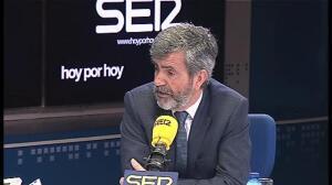 Lesmes acusa a Podemos de presionar al juez del caso Alsasua