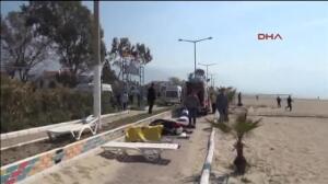 Once muertos en el naufragio de una embarcación de inmigrantes en Turquía