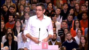 """Madina pronostica un """"nuevo comienzo"""" para el PSOE"""