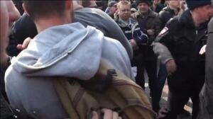 Detenidas más de 700 personas en Rusia por una gran marcha contra la corrupción