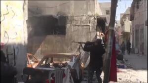 Ofensiva contra Estado Islámico en Mosul oeste