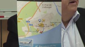 Familias presentan demanda por accidente de Germanwings