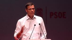 Pedro Sánchez desafía a quienes forzaron su dimisión