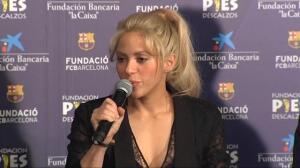 """Shakira: """"No conozco un club tan completo como el Barça"""""""