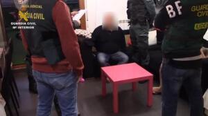 Liberada una niña de 14 años a la que obligaban a ejercer la prostitución en un club de alterne