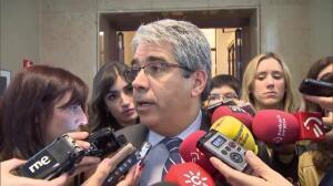 """Homs estará como diputado """"hasta el último minuto"""""""