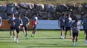 El Athletic prepara el partido ante Osasuna sin Yeray