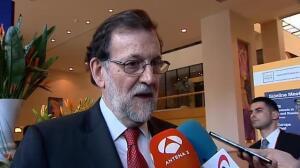 """Rajoy sobre el acuerdo con Ciudadanos para los prepuestos: """"A veces lo difícil tiene más atractivo"""""""