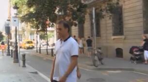 Marc Bartra cuenta los 15 minutos más largos de su vida