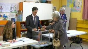 Los franceses deciden su futuro en las urnas
