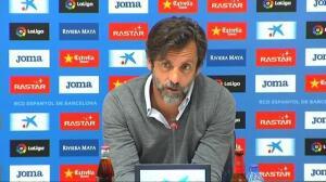 """Simeone dice que el equipo """"no puede alejarse"""" del camino trazado en 2017"""