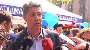 Albiol recomienda a Puigdemont que escriba junto a Junqueras una novela de ficción