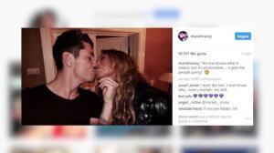 Mariah Carey se refugia en el padre de sus hijos tras la ruptura