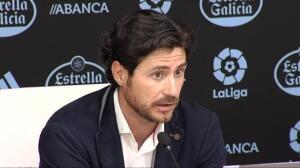 """Sánchez del Amo: """"El equipo va creciendo, falta conseguir regularidad"""""""