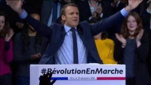 Emmanuel Macron, el niño precoz que está a un paso del Elíseo