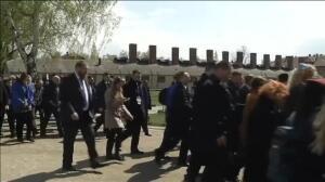 Polonia e Israel celebran homenajes en recuerdo de las víctimas del holocausto judío