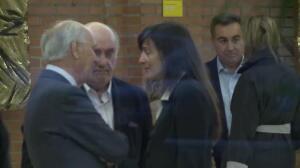 Dolor en el último adiós a Sebastián Palomo Linares