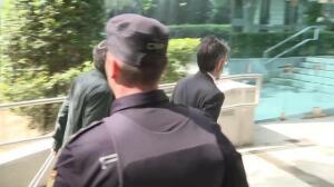 Policía registra las propiedades de la familia Pujol