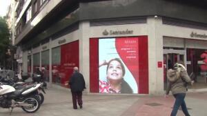 Banco Santander crece un 14 por ciento el primer trimestre de 2017