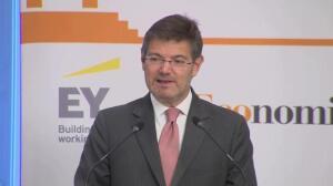 """Catalá afirma que Rajoy le dijo que """"estas cosas pasan"""""""
