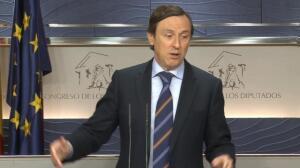 "PP dice que ""España no está para charlotadas"""