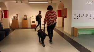 La ONCE ha instalado en su Museo Tiflológico el sistema 'BeepCon'