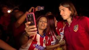 El Atlético lucha en Las Palmas por mantenerse en la tercera plaza