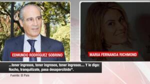 Las grabaciones demuestran que Ignacio González pedía más y más dinero