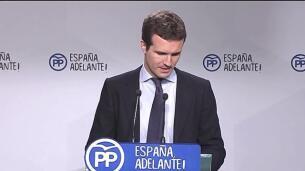 Políticos españoles reaccionan ante victoria de Macron