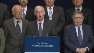 Les Luthiers se hace con el Premio Princesa de Asturias de Comunicación y Humanidades 2017