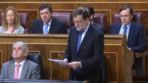 Rajoy defiende al Fiscal Anticorrupción