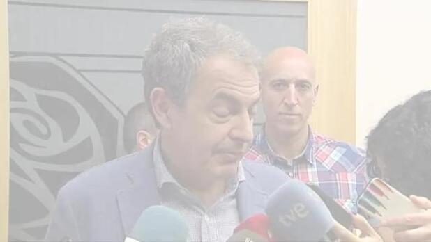 Zapatero confía en la victoria de Susana Díaz porque es