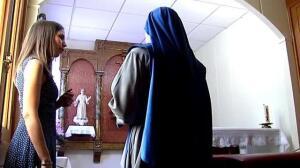 ¿La Virgen de Fátima en Pontevedra?