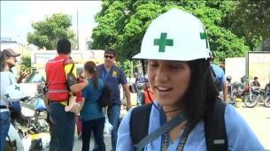 La violencia se dispara en Venezuela