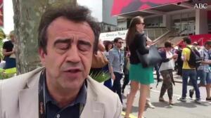 Oti R. Marchante da su opinión sobre Cannes