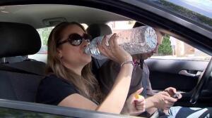 Los españoles no cumplen las recomendaciones de ingesta diaria de agua