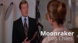 Las siete mujeres Roger Moore