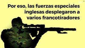 Un francotirador del SAS aniquila a un yihadista a 2.400 metros con el fusil más potente del mundo