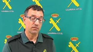 La Guardia Civil desarticula una violenta banda de atracadores y narcotraficantes en Granada