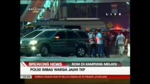 Al menos tres muertos en una explosión en una terminal de autobuses de Yakarta