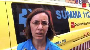 Sifón de nitrógeno explota en la cocina de un restaurante en Madrid