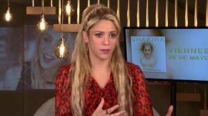 Shakira vuelve a los escenarios con 'El Dorado'