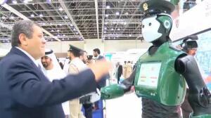 Los robots comienzan a tomar las calles