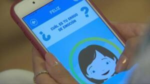Una aplicación móvil ayuda a combatir la anorexia