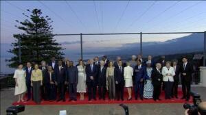El G7 disfruta de Mozart y Vivaldi en Taormina