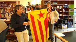 """Rajoy asegura que, con la idependencia, Cataluña saldría de Europa, """"digan lo que digan."""""""
