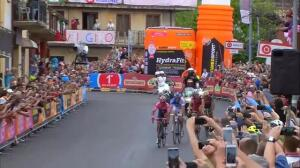 Giro de Italia - Resumen de la etapa 20